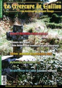 Mercure de Gaillon N°13 - accès restreint